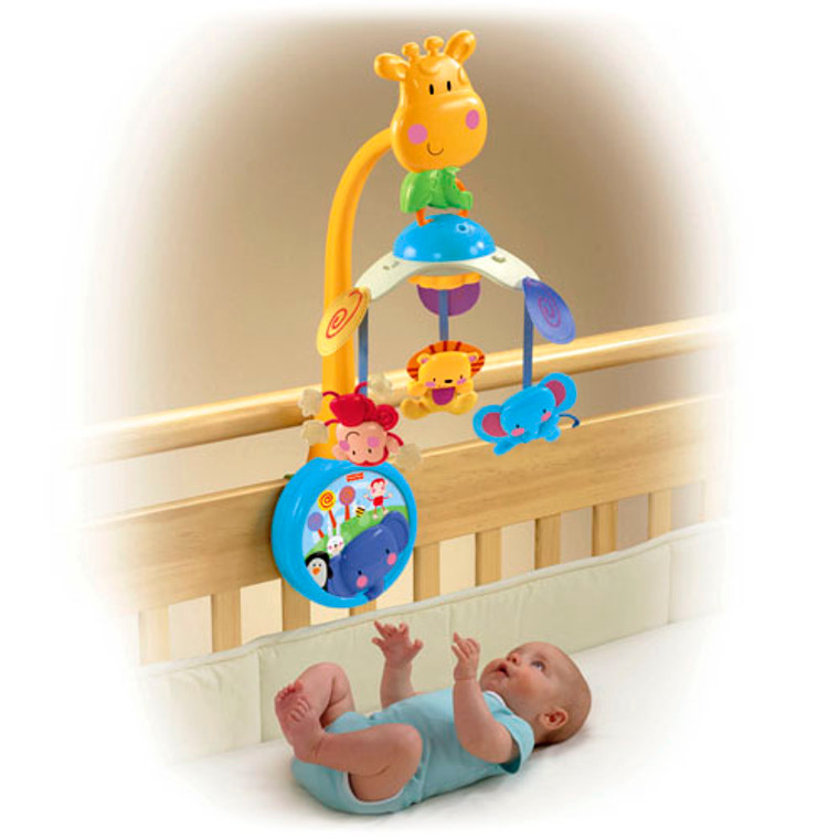 Discover 'n Grow™ 2-in-1 Musical Mobile
