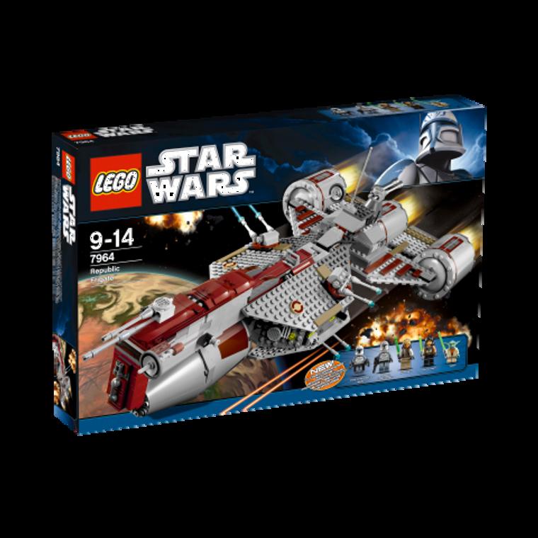 LEGO Republic Frigate (TM) 7964