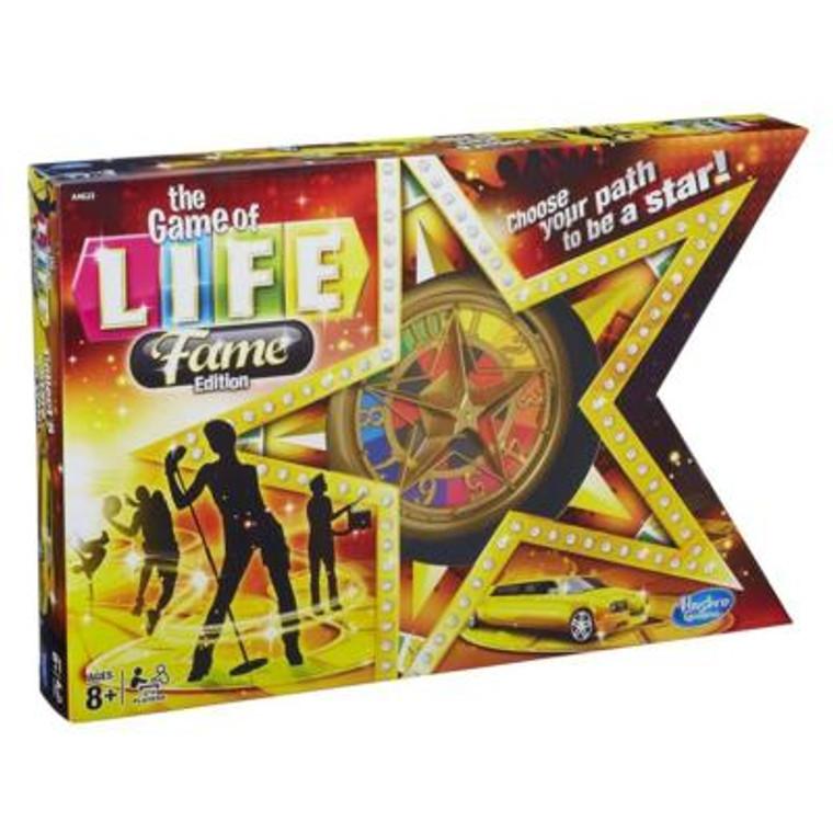 Hasbro GAME OF LIFE FAME EDITION A46231390