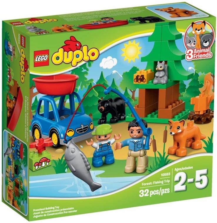 LEGO Forest: Fishing Trip 10583