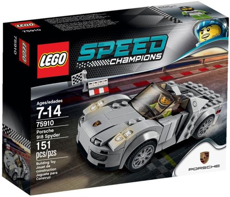 LEGO Porsche 918 Spyder 75910