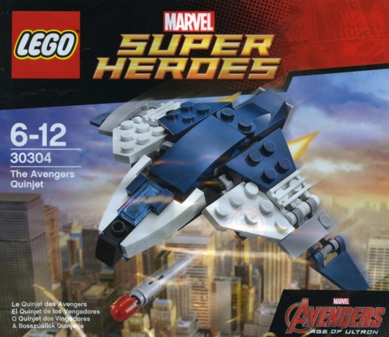 LEGO Avengers Jet 30304