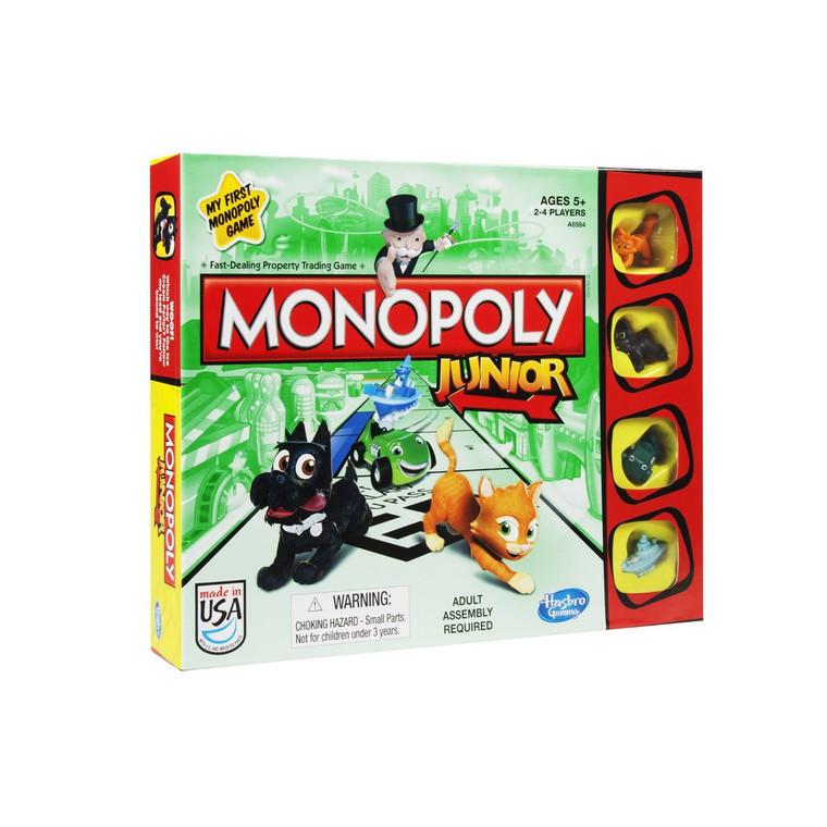 Hasbro Monopoly Junior A69842840