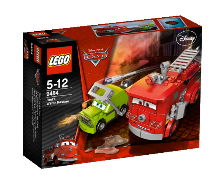 LEGO Red's Water Rescue 9484