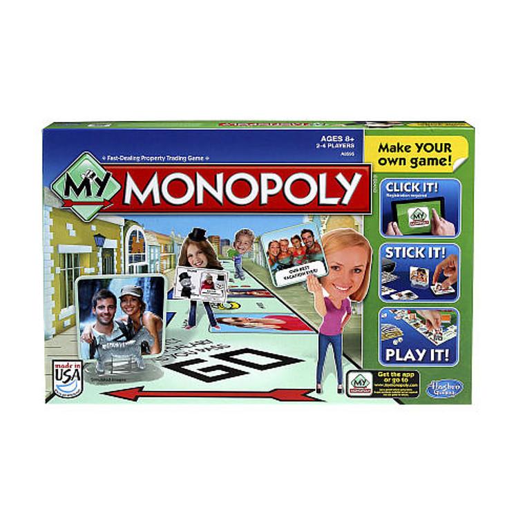 Hasbro My Monopoly A85952840