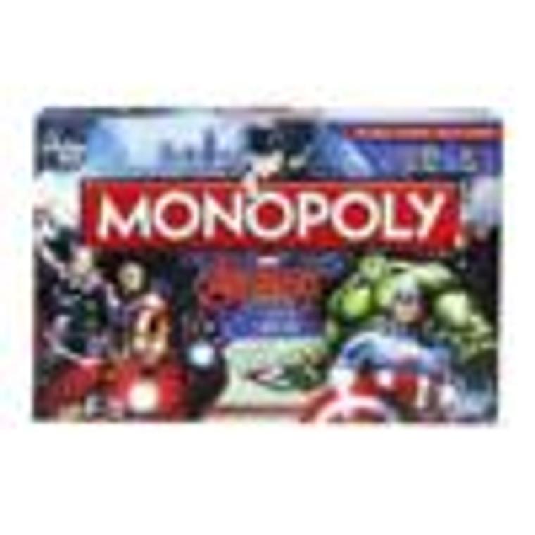 Hasbro Monopoly Avengers B03232840