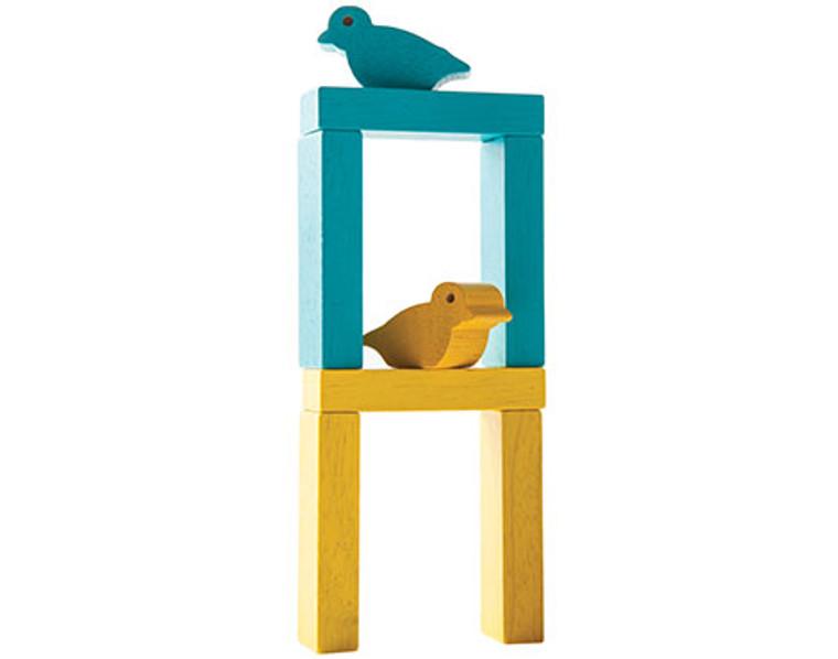 Plan Toys BIRD TOWER 5141