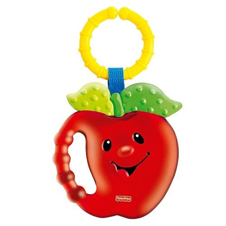 Fisher Price APPLE TEETHER M4385