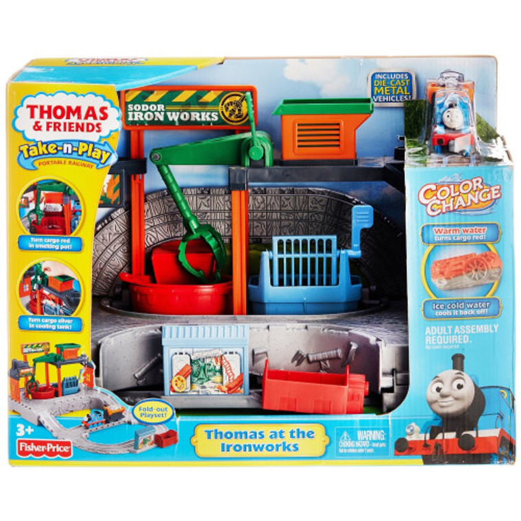 Thomas & Friends Thomas Color Change Large Play Set X5620