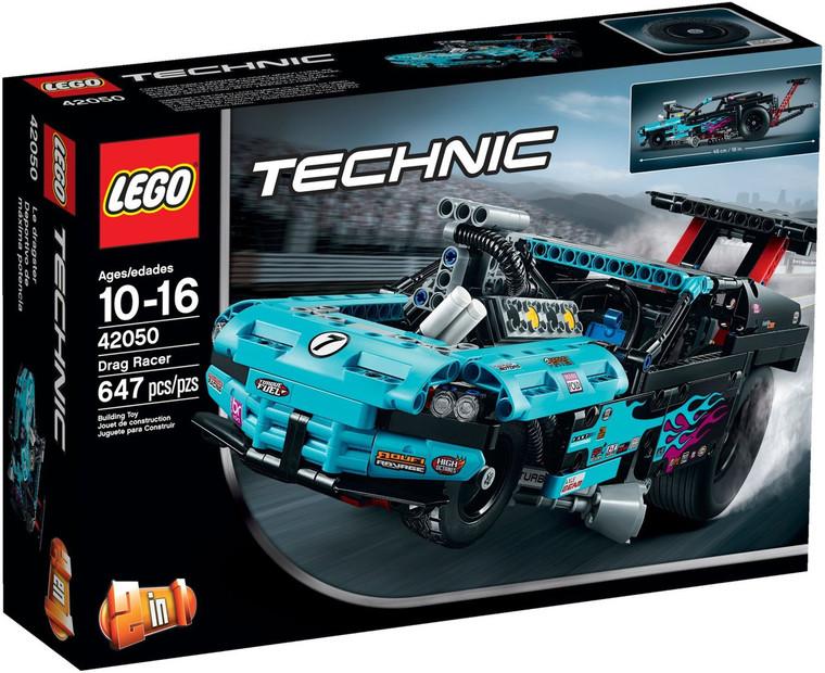 LEGO Drag Racer-16 42050