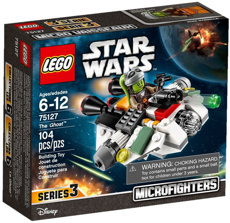 LEGO The Ghost-16 75127