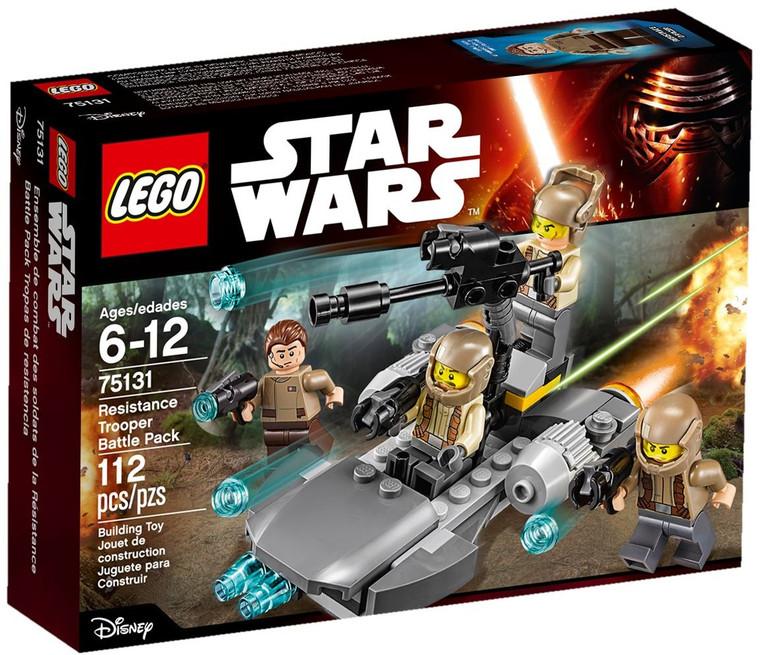 LEGO Resistance Troop Battle Pack -16 75131