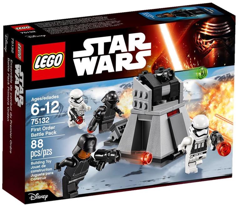 LEGO First Order Batt-16 75132