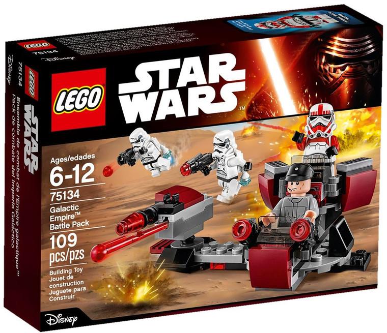 LEGO Galactic Empire Battle Pack-16 75134