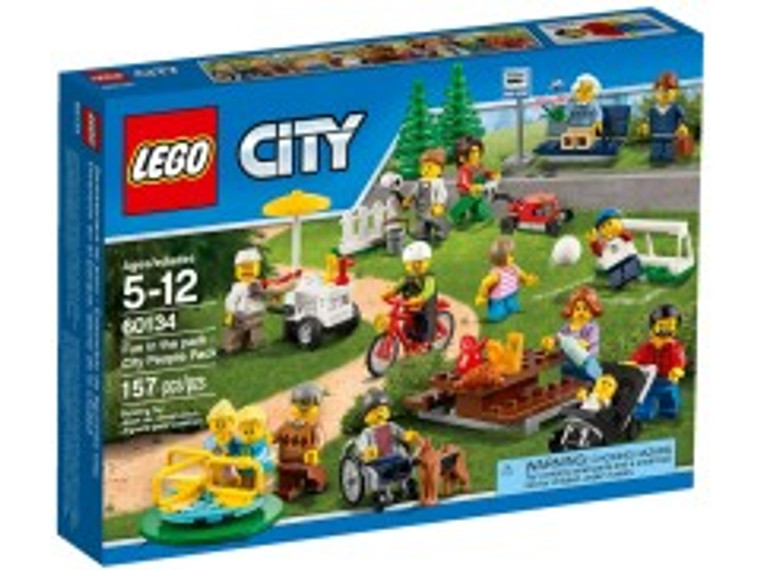LEGO Fun in the park - City People Pack 60134