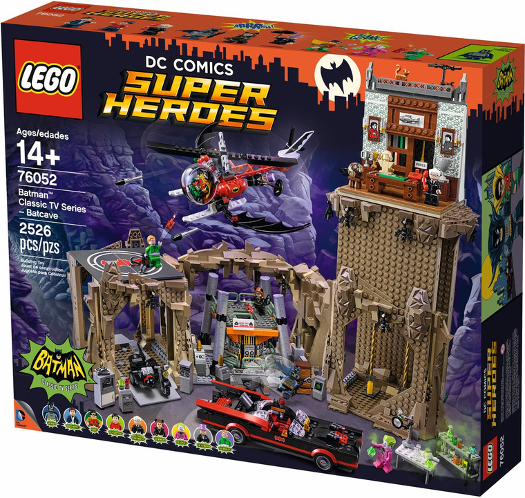 Batman-Batcave