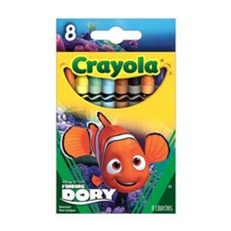 Crayola Crayola 8ct. Finding Dory, Nemo 5243950000