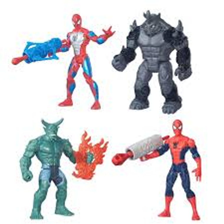 Spider Man 6 Inch Figure Assorted