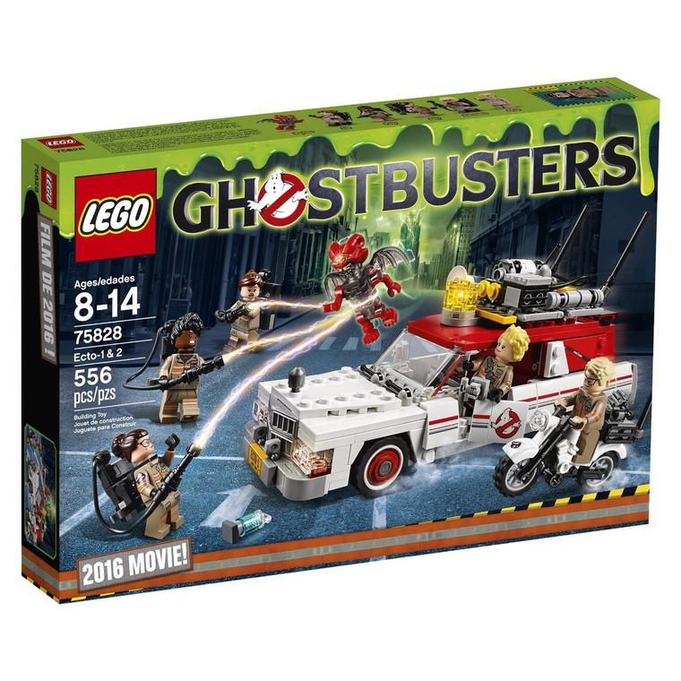 LEGO Ecto-1 & 2 75828