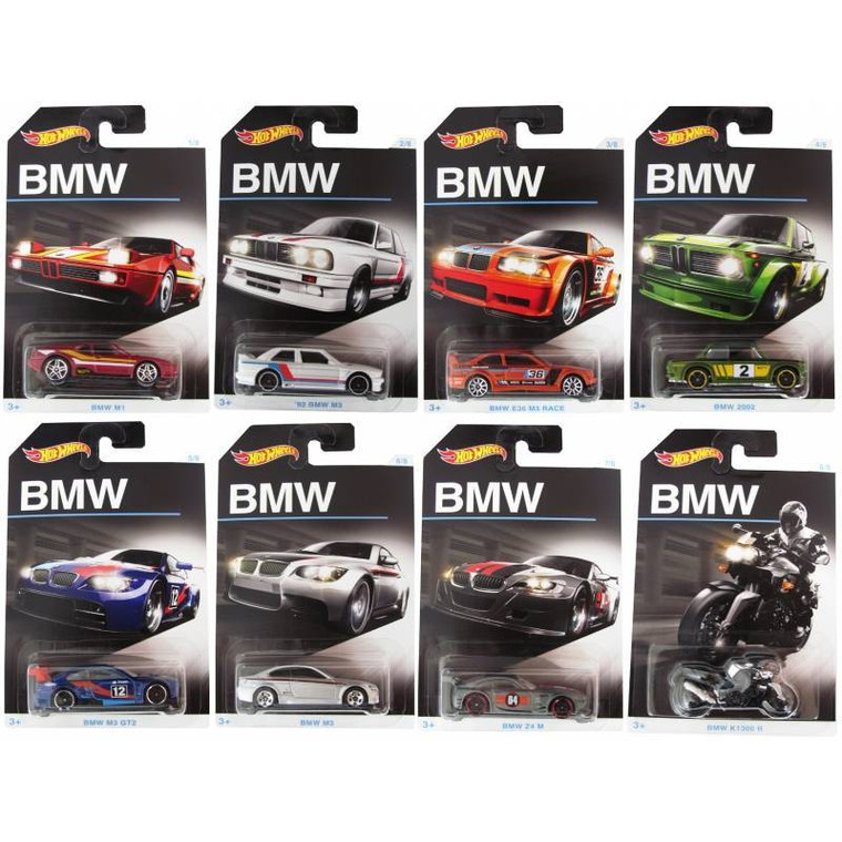 Hot Wheels BMW Anniversary Assortment