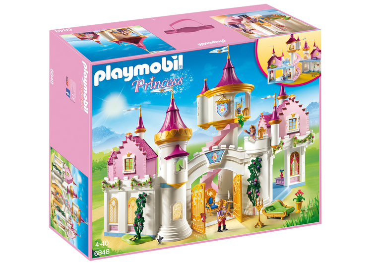 Playmobil Grand Princess Castle 6848