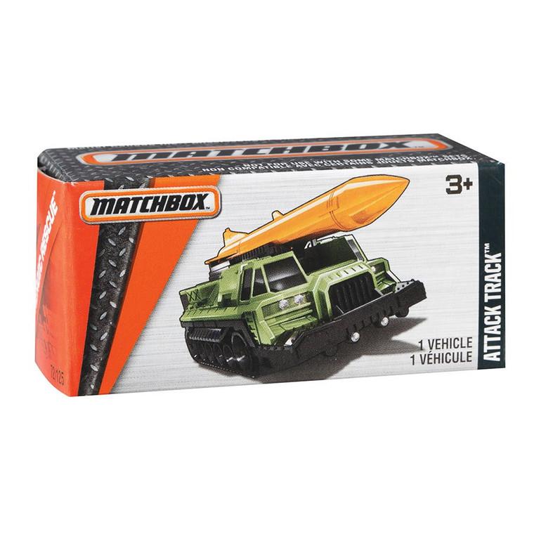 Match Box Matchbox Power Grabs Heritage Vehicle - Assorted DNK70
