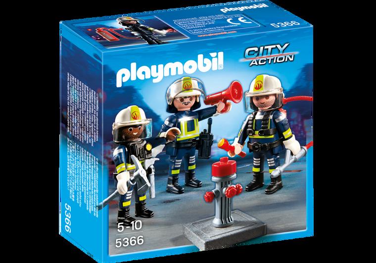 Playmobil Fire Rescue Crew 5366