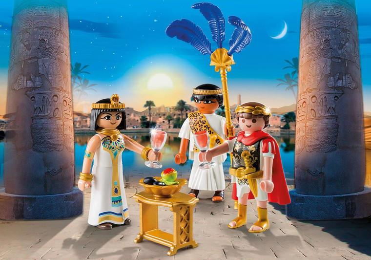Playmobil Caesar and Cleopatra 5394