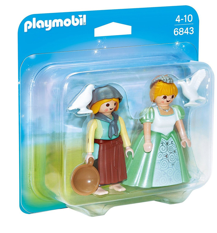 Princess and Handmaid Duo Pack