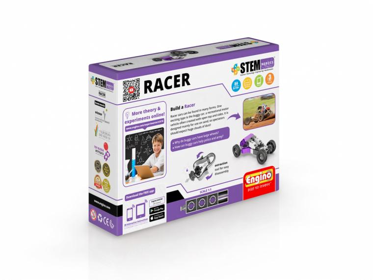 Engino SPEEDSTERS: RACER SH33