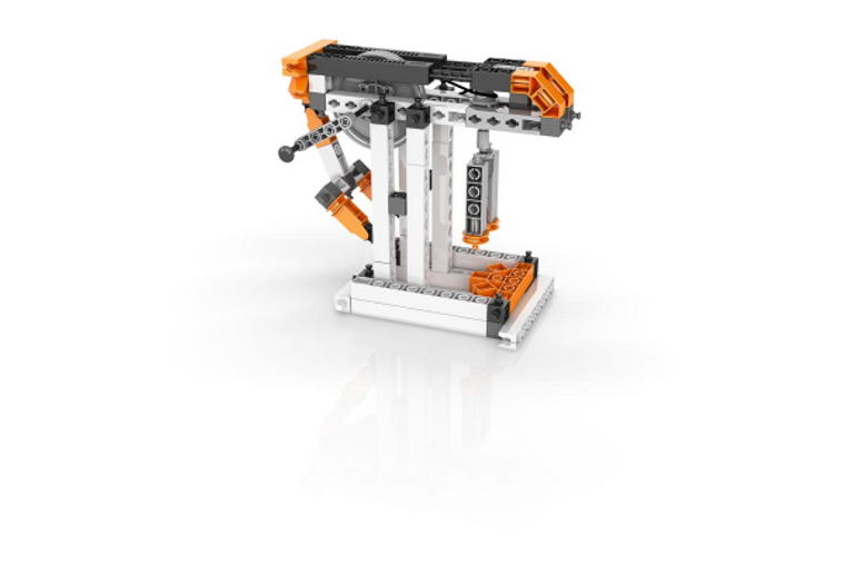 Engino STEM MECHANICS: Pulley drives STEM03