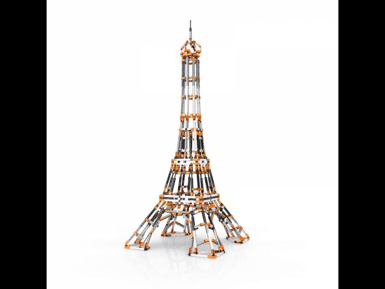 Engino STEM ARCHITECTURE SET: Eiffel Tower and Sydney Bridge STEM55