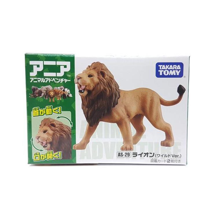 Ania Tomy ANIA AS-29 LION (Wild Ver.) 894186