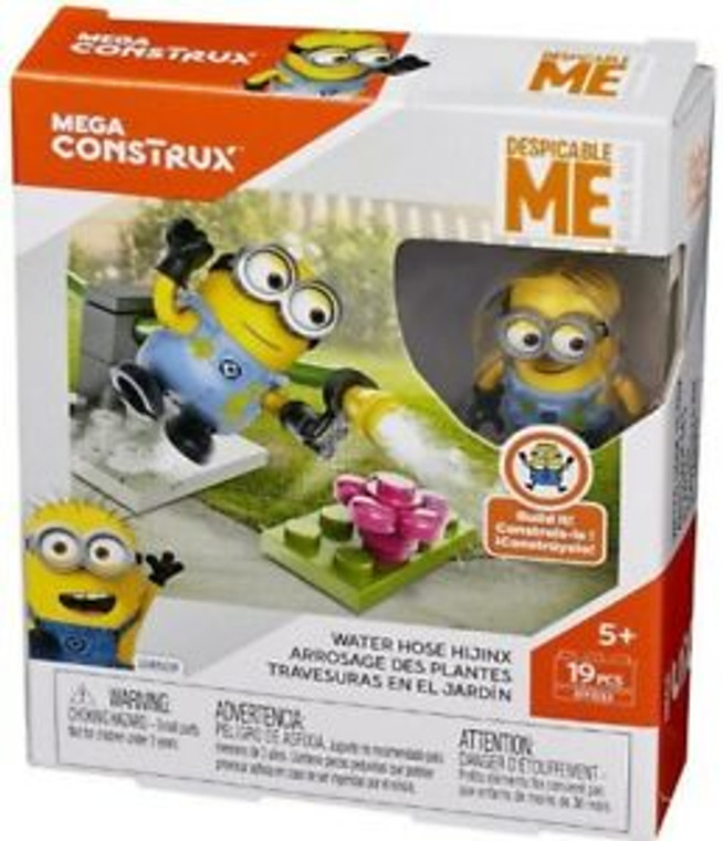 Mega Bloks Despicable Me 3 Fun Pack - Assorted DYD32