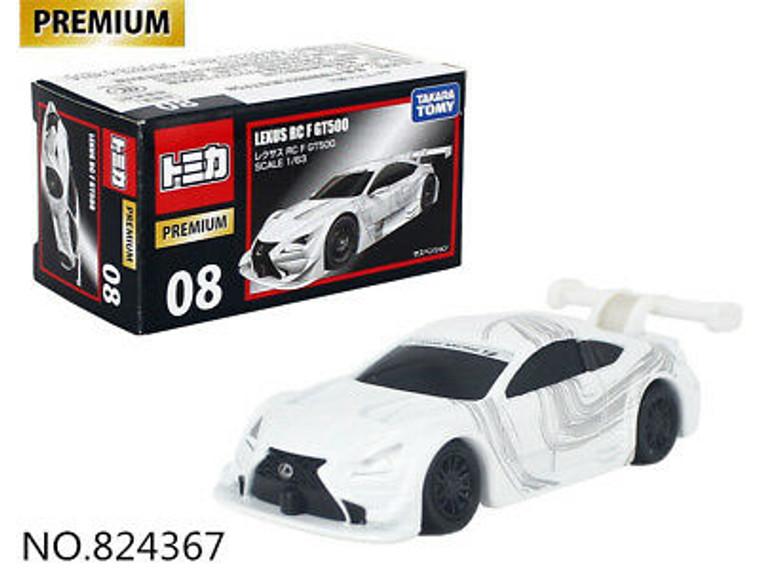 LEXUS RC F GT500 - TP08