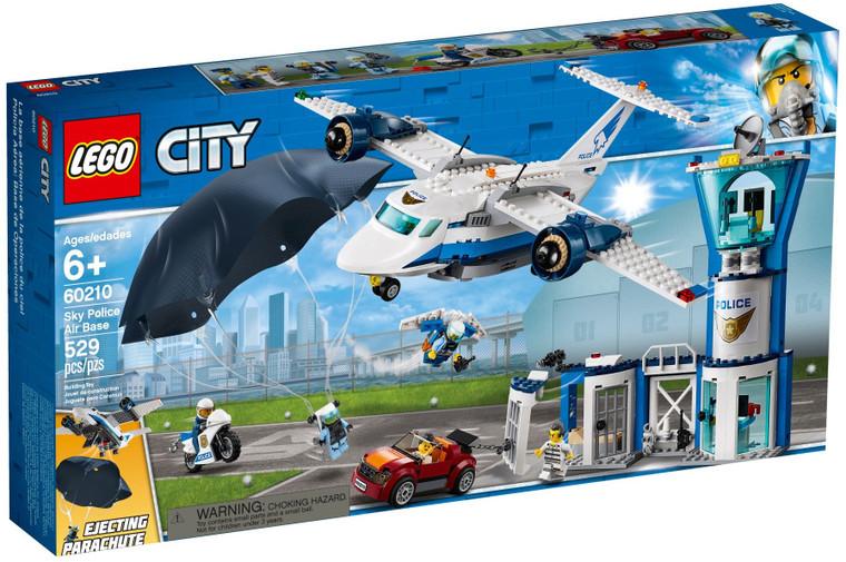 LEGO Sky Police Air Base 60210