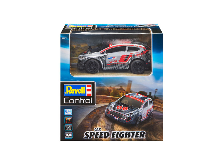 "RC Car ""Speed Fighter"""