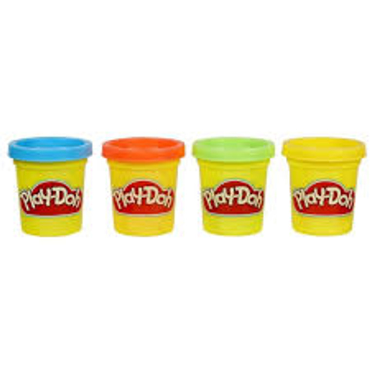 PlayDoh Mini Single Cans