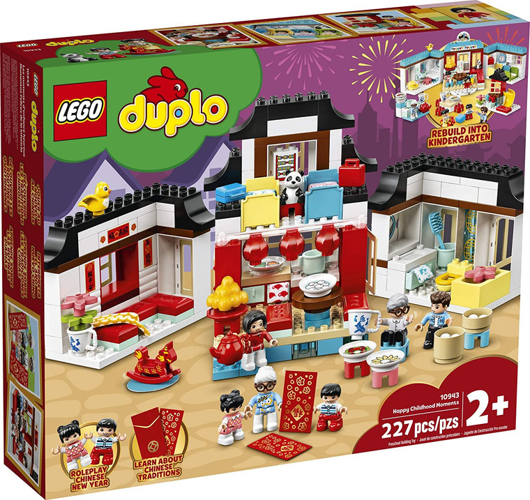 LEGO Happy Childhood Moments 10943
