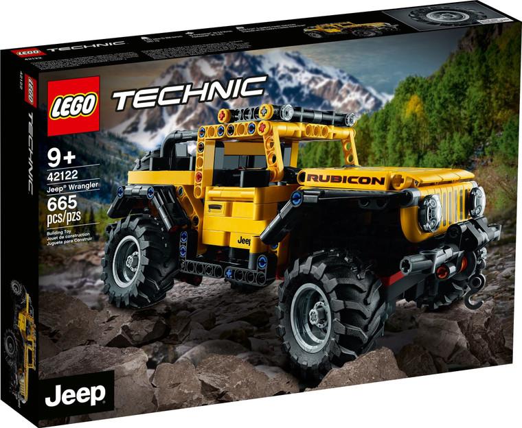 LEGO Jeep® Wrangler V29 42122