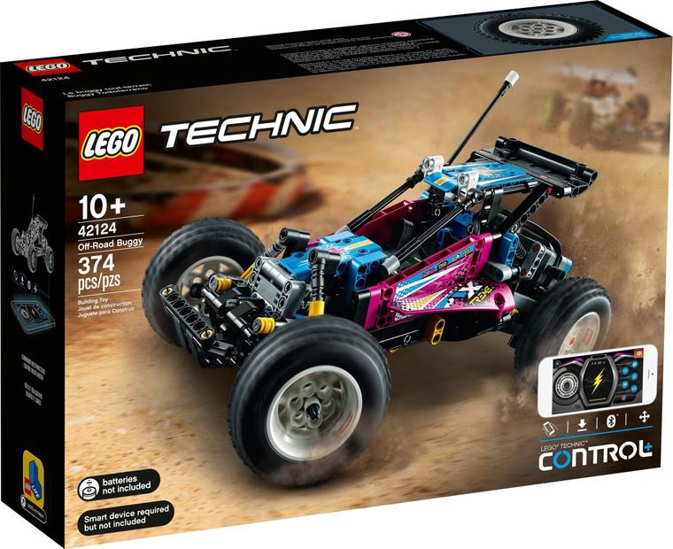 LEGO Off-Road Buggy V29 42124
