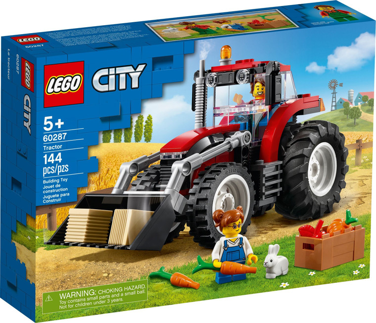LEGO Tractor V29 60287