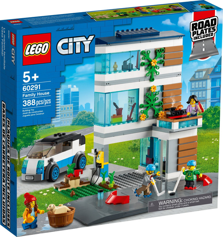 LEGO Family House V29 60291