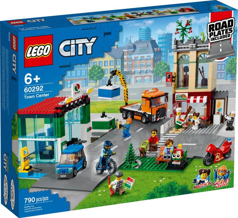 LEGO Town Center V29 60292