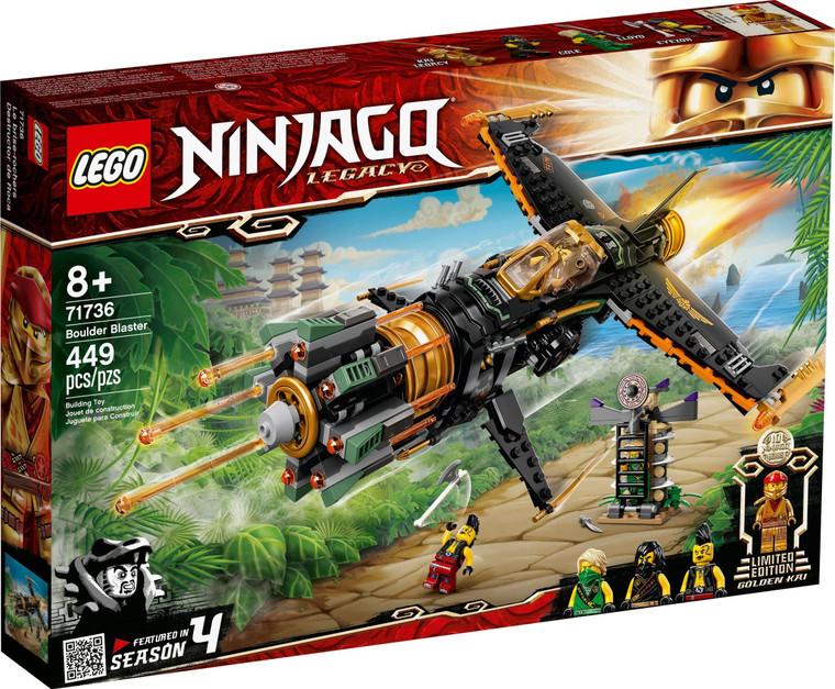 LEGO Boulder Blaster V29 71736