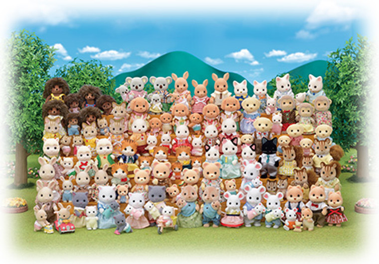 Sylvanian Families Sylvanian Families-Minifigures 0001