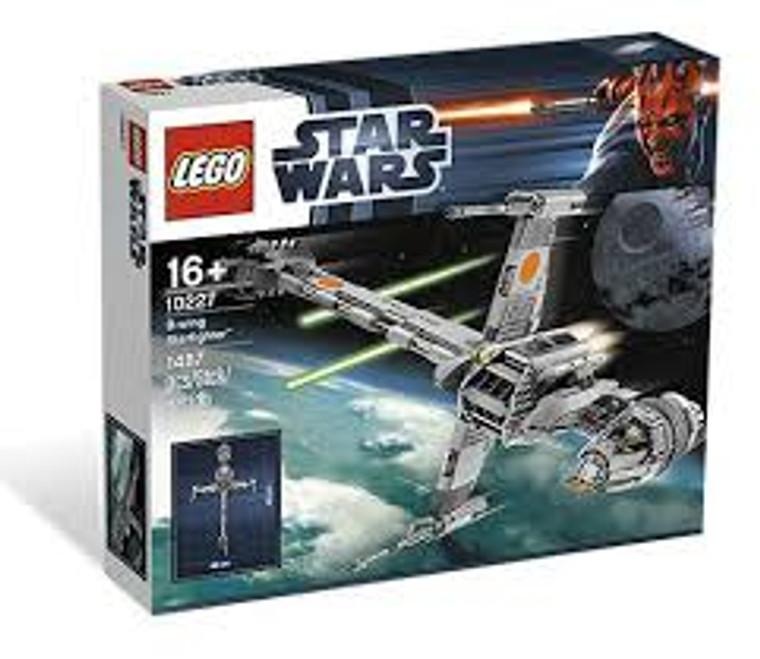 LEGO B-Wing Starfighter™ 10227