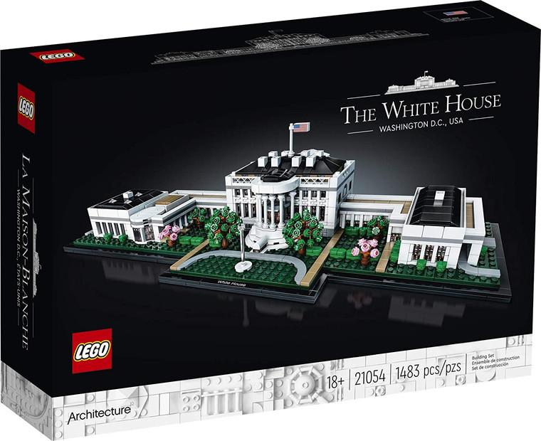 LEGO The White House 21054