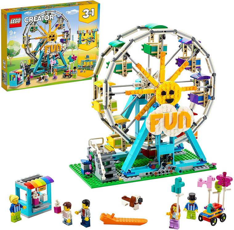 LEGO Ferris Wheel 31119