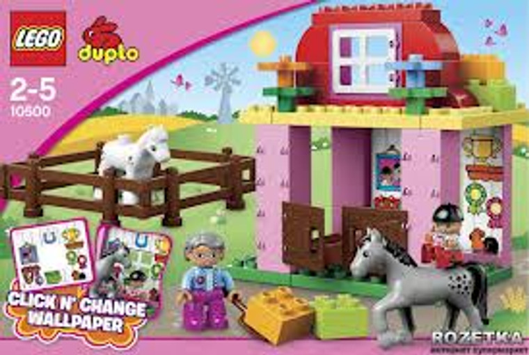 LEGO Horse Stable 10500